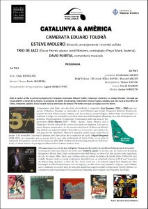 CARA A - PROGRAMA MÀ - CATALUNYA&AMÈRICA 2