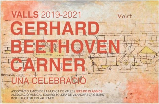 Cicle Gerhard Beethoven Carner