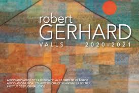 Cicle ROBERT GERHARD 2020-21